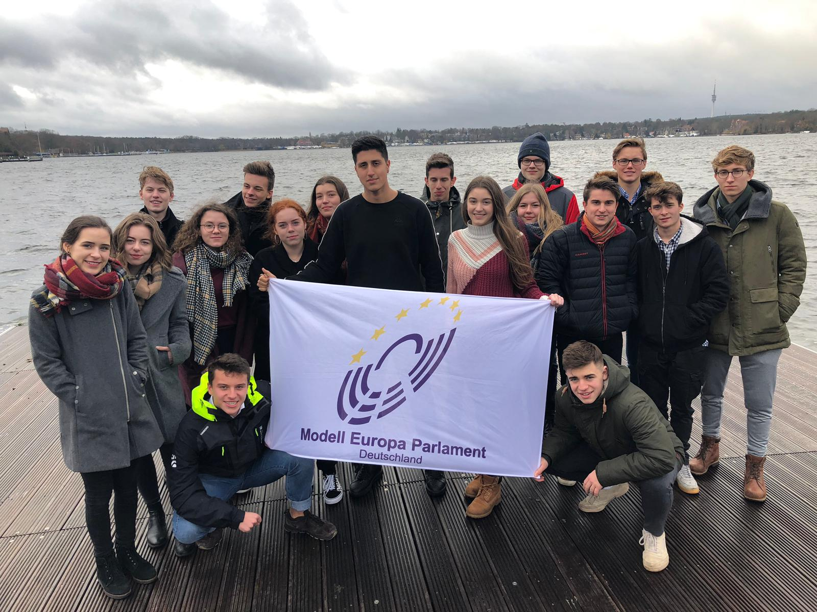 CP's MEP.de 19 at the Wannsee